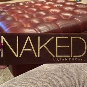 NAKED by Urban Decay eyeshadow pallet